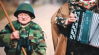 Коллектив ''Лисапетный батальон'' | Наталья Фалион | Баба на баяне | Лисапет