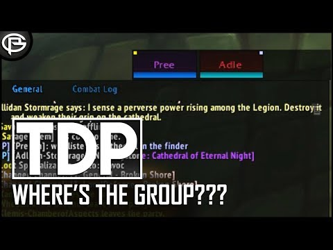 Where's The Group?? - Vengeance DH [TDP]