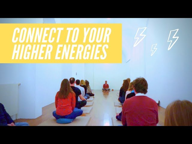 Connect to your higher energies | Dhyanse