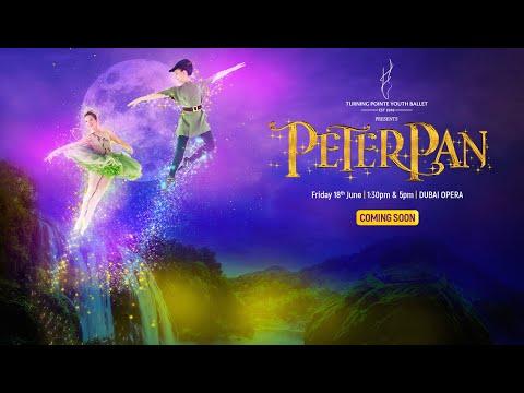 Peter Pan TPYB Show at Dubai Opera July 2021