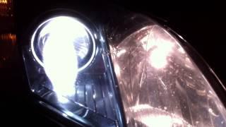 RightLight.ru - Toyota Camry (XV40) - Замена штатных линз на новые, биксеноновые.(RightLight.ru - Продажа и установка биксеноновых линз. Тюнинг, ремонт и обслуживание автомобильной оптики. www.rightlig..., 2013-10-27T19:29:29.000Z)