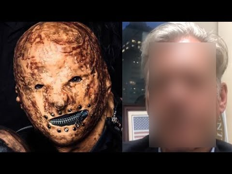 The Tortilla Man Interview (New Slipknot Member Reveals Himself)