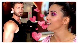 Cinthia Fernández dio los motivos por los que no quiso bailar con su novio Martín Baclini