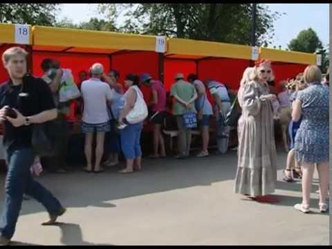 Хотьково по праву называется культурным центром Московской области