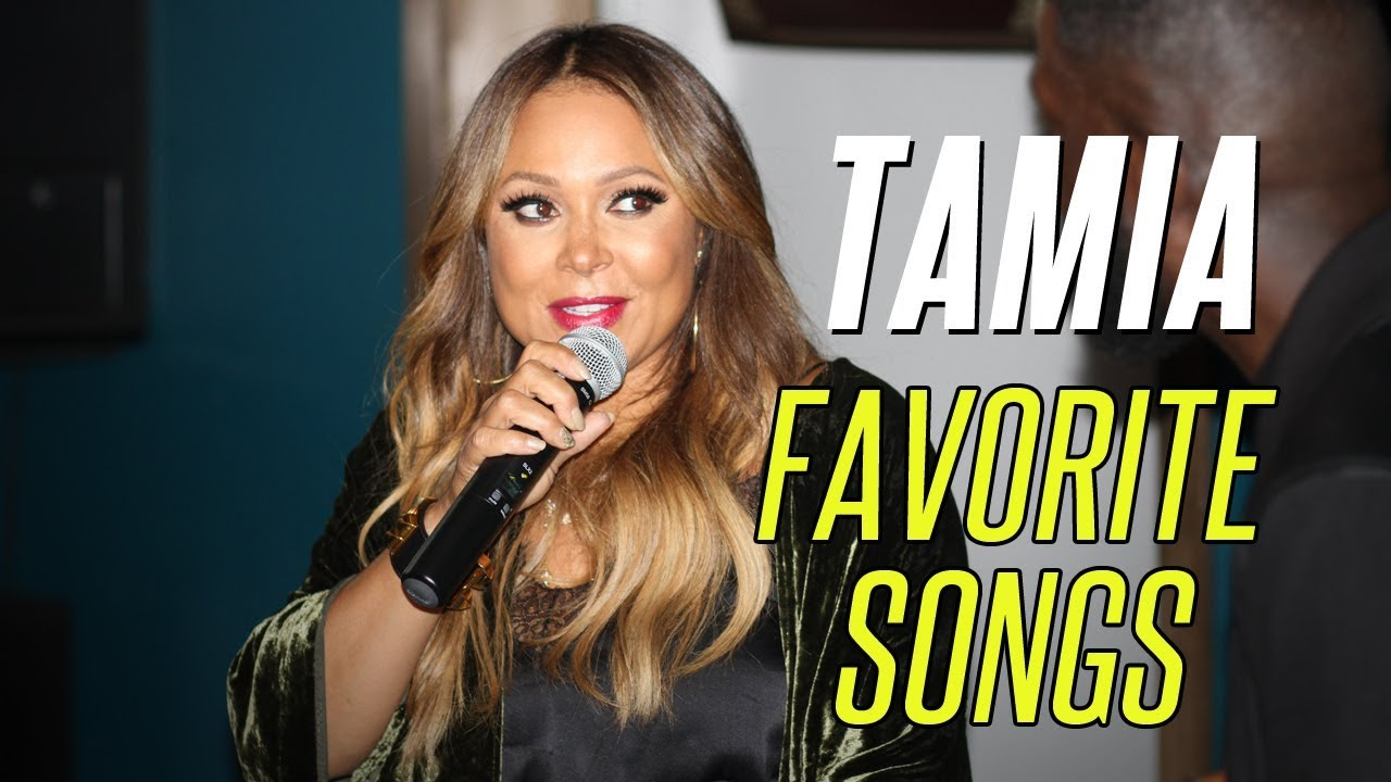 List of tamia songs