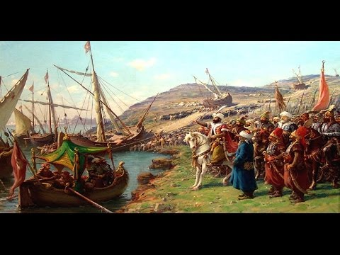 The Ottoman Conquest And Fall Of Constantinople