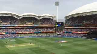 Virat Kohli 100 vs Pakistan at Adelaide Oval