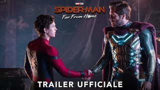 Spider-Man: Far From Home - 2° Trailer ufficiale | Dal 10 luglio al cinema