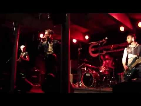 Embattle The Seraphim - Hitchhiking Through the Drive-In (live @Pushkin Club Dresden)