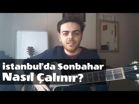 Teoman - İstanbul'da Sonbahar Nasıl Çalınır? Gitar Dersi Şarkı Akor