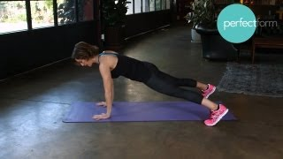Post-Halloween HIIT Workout | Perfect Form With Ashley Borden