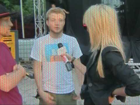Pod sceną - Targowa Film Street Festiwal, relacja ...