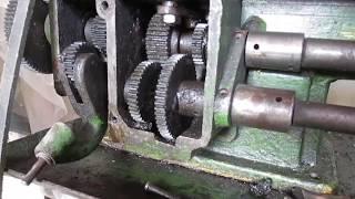 Розбираю токарний по  металу твш2  серія4