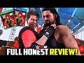 WWE 2K18  Full Honest Review   PS4  XboxOne  PC