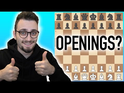 How To Learn & Study Chess Openings