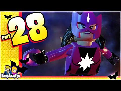 LEGO BATMAN 3 - Zamaron Free Roam Gameplay & Gold Brick ...