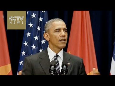 Obama says TPP will boost Vietnam's economy
