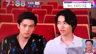"[VIETSUB] Yamazaki Kento & Arata Mackenyu - ""Ohayou"" Interview"