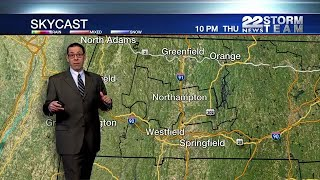 Evening Video Forecast