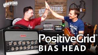 Baixar A Sneak Peak at the Positive Grid Bias Head Guitar Amp!
