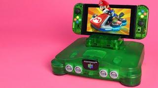 N64 Mini Nintendo Switch Dock