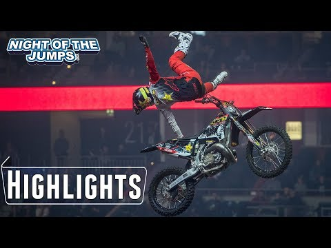 FMX Highlights BERLIN 2019 | NIGHT Of The JUMPs