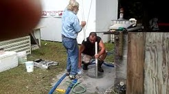 jetting a water well part 3 (jacksonville florida)