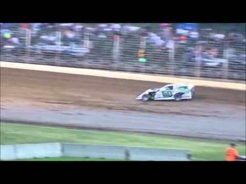 Modified Heat #3 From Portsmouth Raceway Park, 7/20/13.