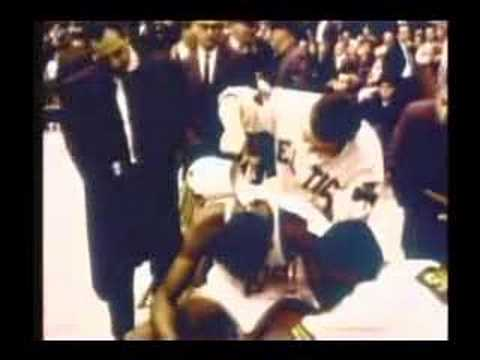 1962 NBA Finals: Boston Celtics vs Los Angeles Lakers