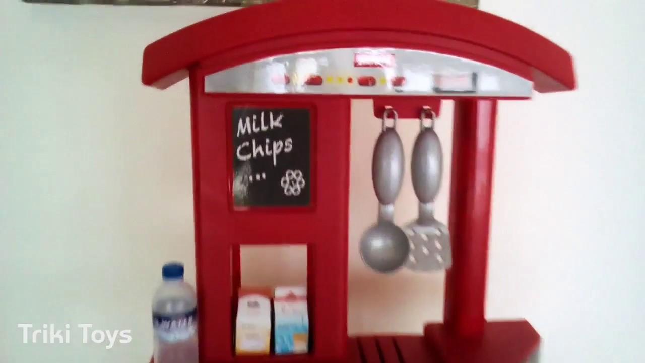 Scavolini Kitchen for children. Cocina Scavolini para niños. Cucina ...