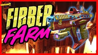 EASY FIBBER FARMING on Community Patch 4.0!! #Borderlands 2