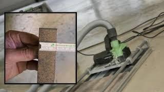 Обзор промышленного пылесоса (Dry vacuum cleaner) Eibenstock DSS 35 MiP