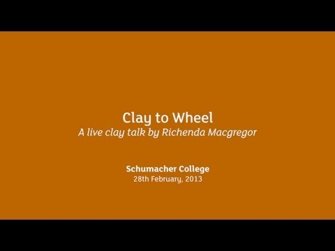 Earth Talk: Clay to Wheel