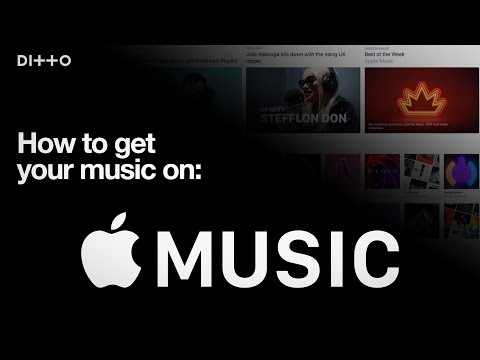 How To Get Your Music on Apple Music Mp3