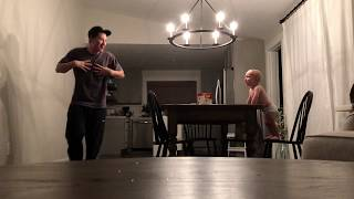 BABY LAUGHING & SILLY DADDY