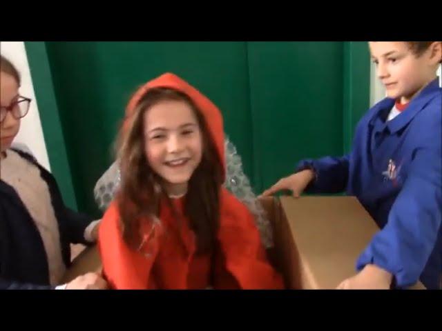 La vera storia di Genoveffa ovvero Cappuccetto Rosso