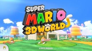 Nintendo Wii U Longplay [002] Super Mario 3D World (World 1-4) Part 1 of 4