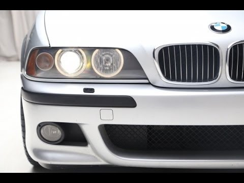 Американские BMW M5 e39 400лс на продажу. Фотографии и цены.