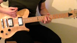 How To Play Till There Was You Lead Guitar Lesson - The Beatles