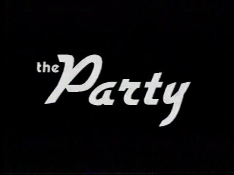 Movie Night! #4 - The Party [1988] [VHS]