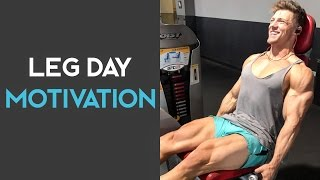 Steve Cook Leg Day Motivation | Pre-Workout