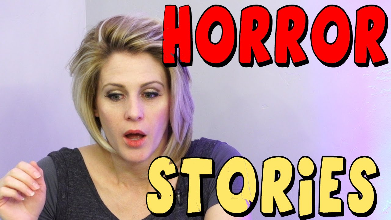 Haircutting Horror Stories Youtube