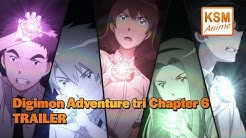 Digimon Adventure Tri Chapter 6 (Trailer Deutsch)