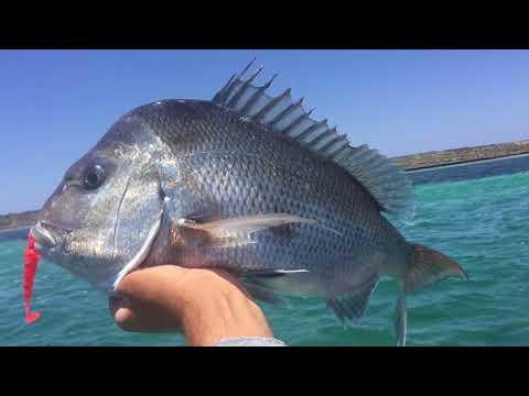 KAYAK FISHING!!