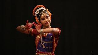 kasturi tilakam (plate dance) (tarangam) at ravindra bharathi (part 1)