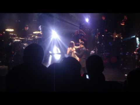 Olivia Ruiz - I need a child (en duo avec Mathias Malzieu) (Live), Olympia