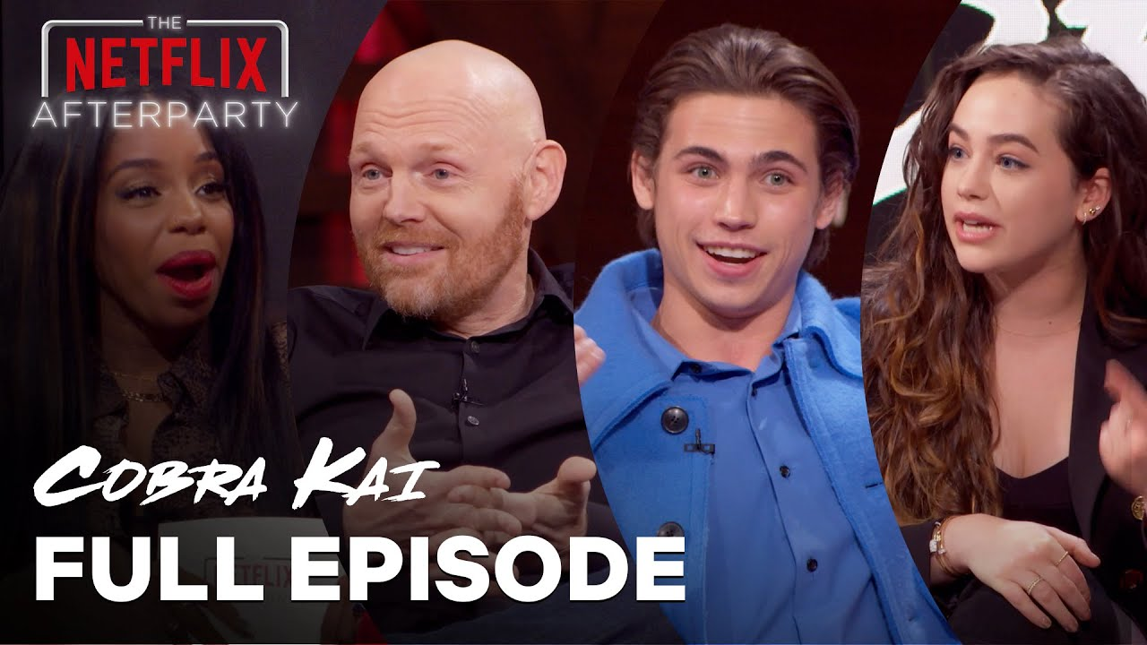 The Netflix Afterparty: Cobra Kai | Full Episode