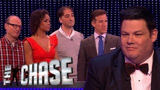 The Beast Versus a Full House of Celebrities in the Final Chase | The Celebrity Chase