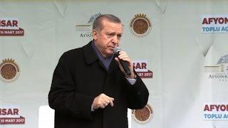 Erdogan says 'spirit of fascism' rampant in Europe