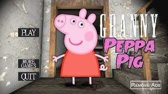 Granny is Peppa Pig